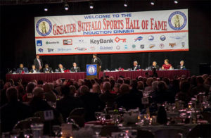 2017 induction dinner greater buffalo sports hall of fame