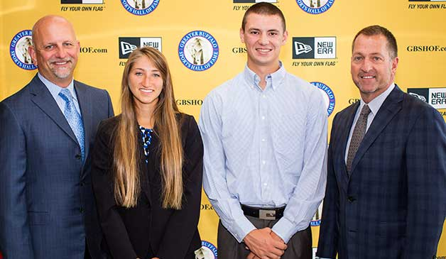 New Era Student-Athlete Scholarship Winners