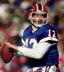 Jim Kelly – Greater Buffalo Sports Hall of Fame 8a413f5ebf25