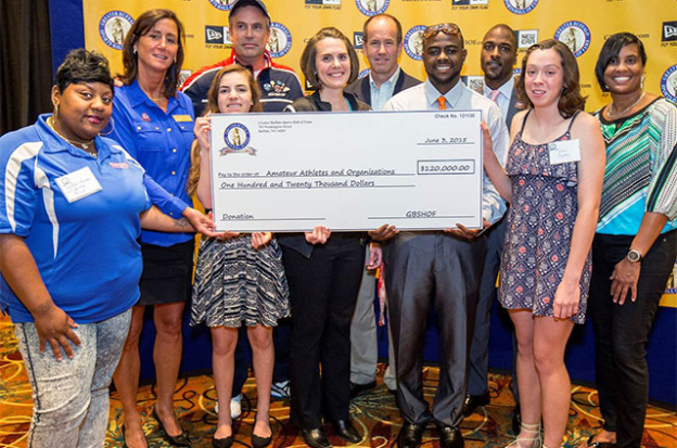 Ten Local Amateur Athletes and Groups Recipients of 2015 Amateur Sports Development Funds