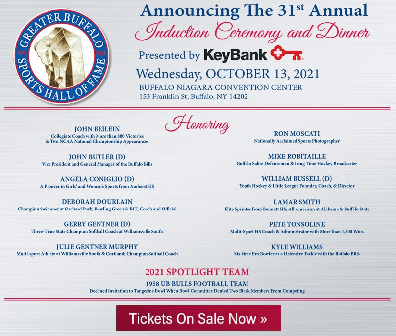 31st Annual Induction Ceremony and Dinner